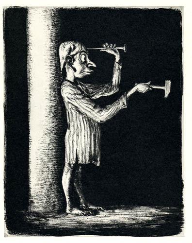 <b>Der Schlag ins Leere</b>         <br>1934/1951