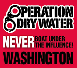 Operation Dry Water logo (Washington)