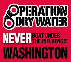 Operation Dry Water logo (Washington)