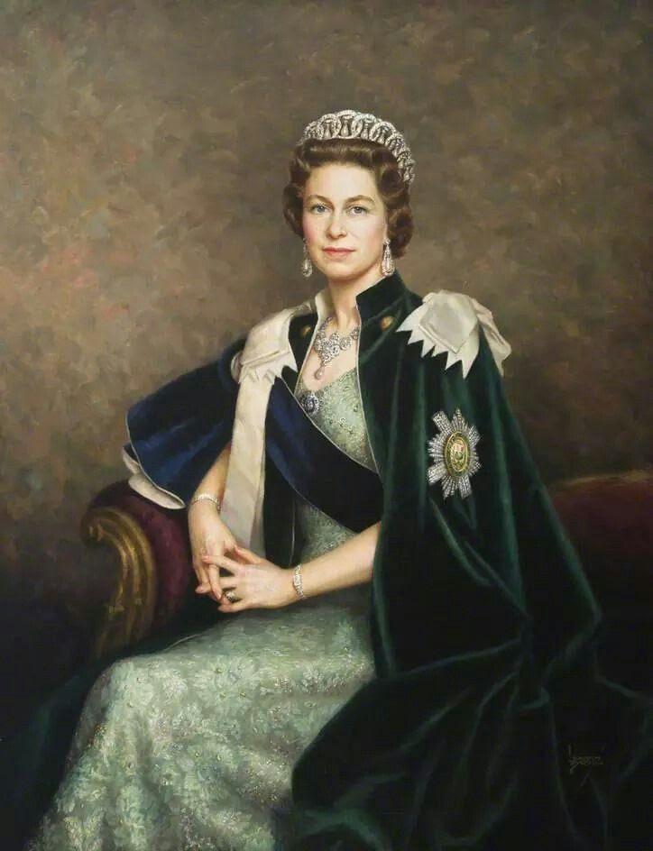 Image result for queen elizabeth 1975