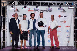 J/70 winners- Julian Fernandez- Flojito y Cooperando