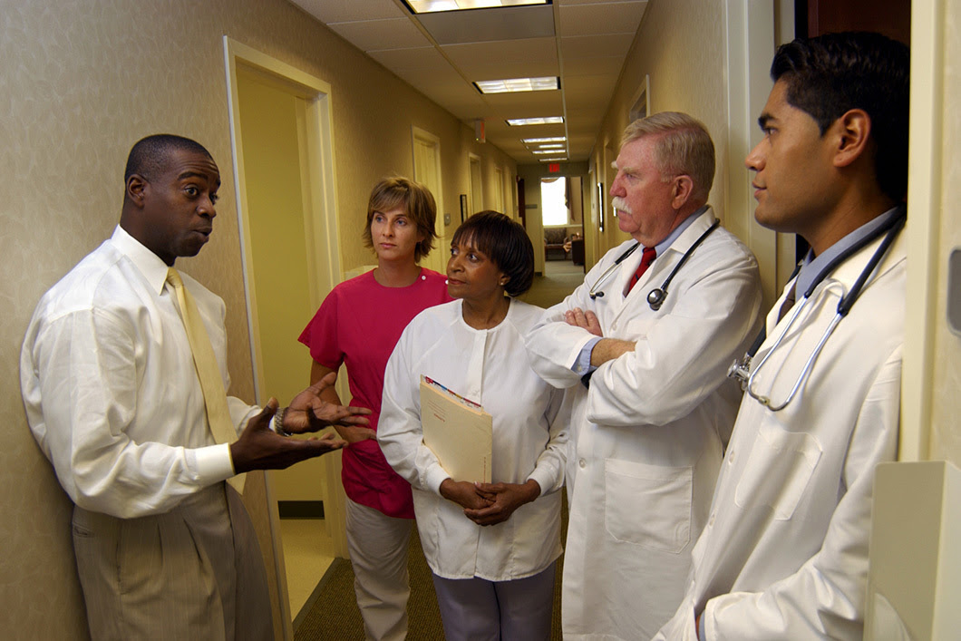 AHRQ image_Webinar_Practice Facilitation and Primary Care