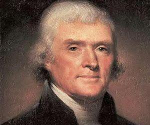 Thomas Jefferson: Onde a imprensa é livre e todo homem é capaz de ler, tudo está a salvo.