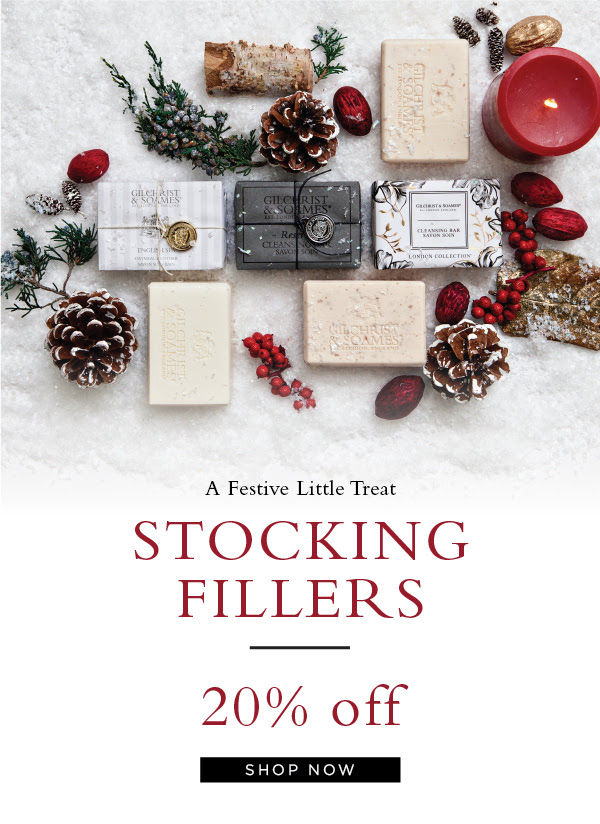 20% Off Stocking Fillers | Shop Now
