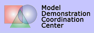 The SRI Model Demonstration Coordination Center