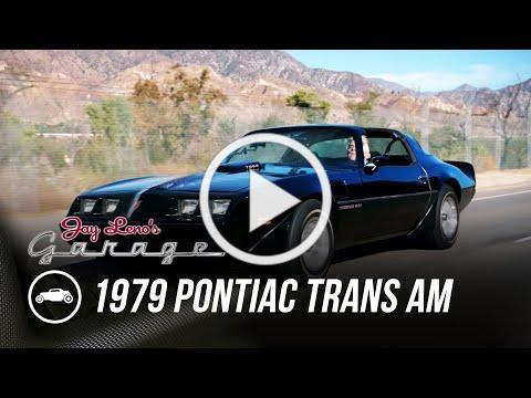 1979 Pontiac Trans Am - Jay Leno's Garage
