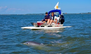 Up to 40% Off Creek Cat Tour at One HHI
