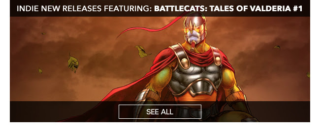 Indie New Releases featuring Battlecats: Tales of Valderia #1! See All