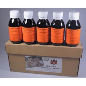Tinktura z ořešáku černého - Zapper podle Dr. Huldy Clark 14% alkoholu