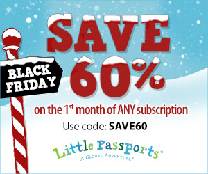 Little Passports Black Friday Sale - Early Access!