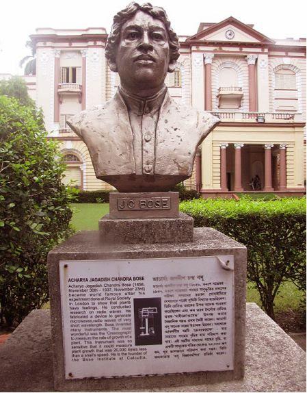 Bose Statue