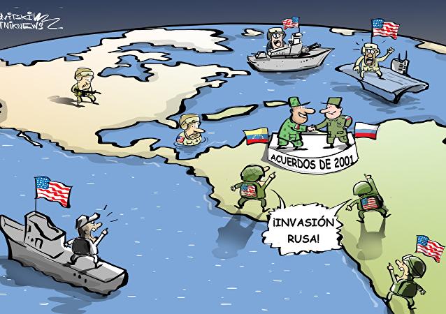 EEUU a Rusia: Quítate tú pa' ponerme yo