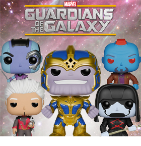 FUNKO POP! GUARDIANS OF THE GALAXY