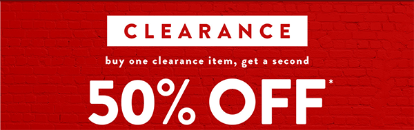 Clearance BOGO at Famous Footw...