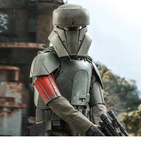 The Mandalorian TMS030 Transport Trooper 1/6 Scale Collectible Figure