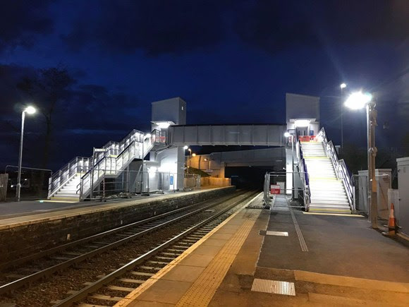 Investment in West Calder gives station accessibility a lift