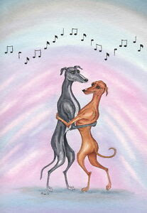 Image result for greyhounds dancing