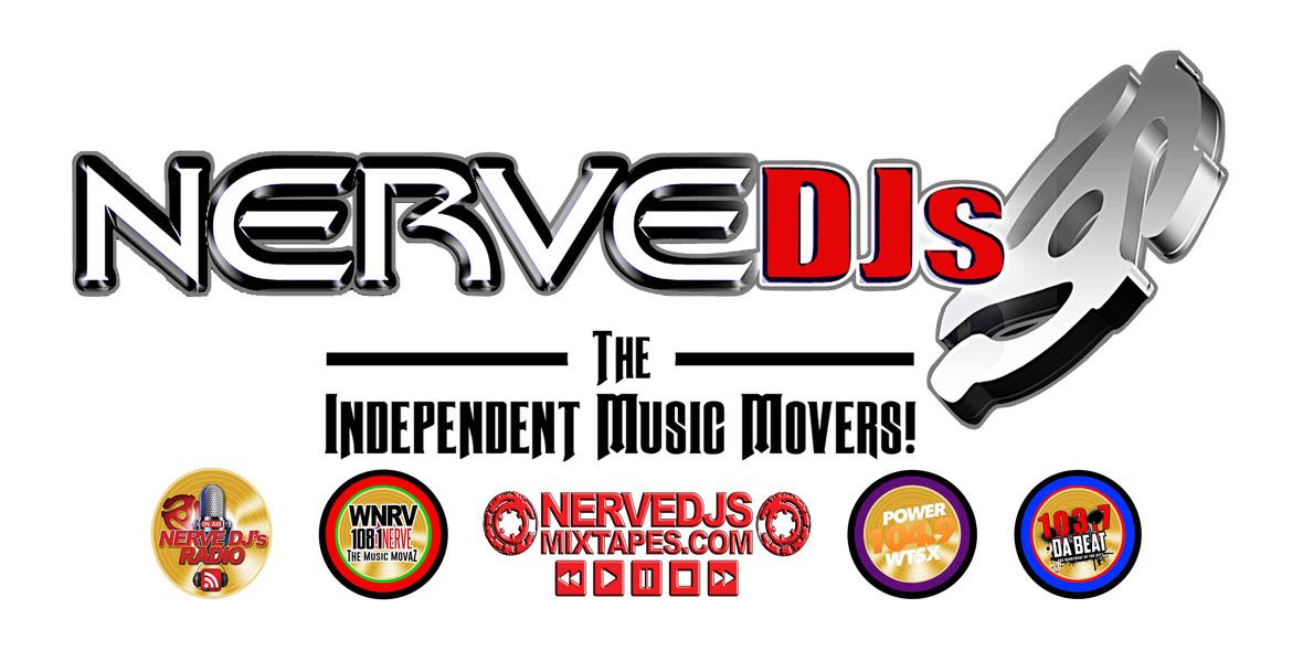 Nerve DJs LLC Radio Banner