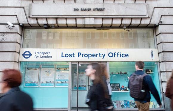 TfL Image - TfL Lost Property Office 2019 - Image 1