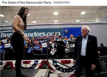 sanders democrat party