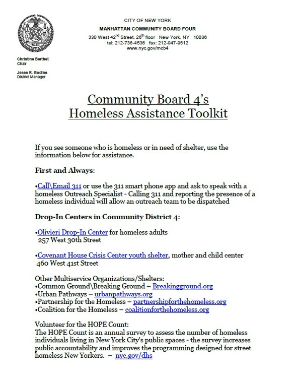 Homeless Assistance Toolkit