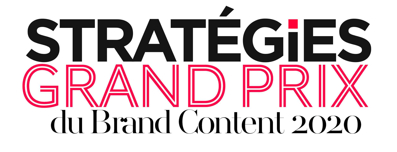 Stratégies Grand Prix du Brand Content 2020