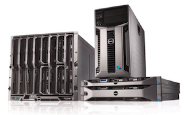 Servers are preferred for Higher Data Performance and Reliability