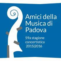 Amici della Musica di Padova. 59a Stagione concertistica 2015-2016