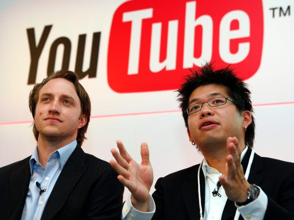 'We had no idea how to do it': YouTube's founders, investors, and first employees tell the chaotic inside story of how it rose from failed dating site to $1.65 billion video behemoth