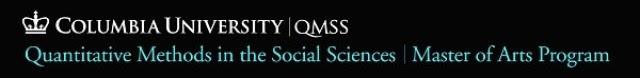 Columbia University QMSS
