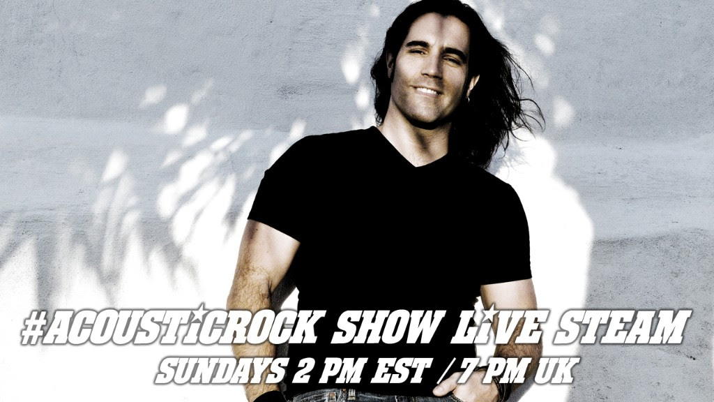 #AcousticRock Show Live Stream BROADCASTING NOW