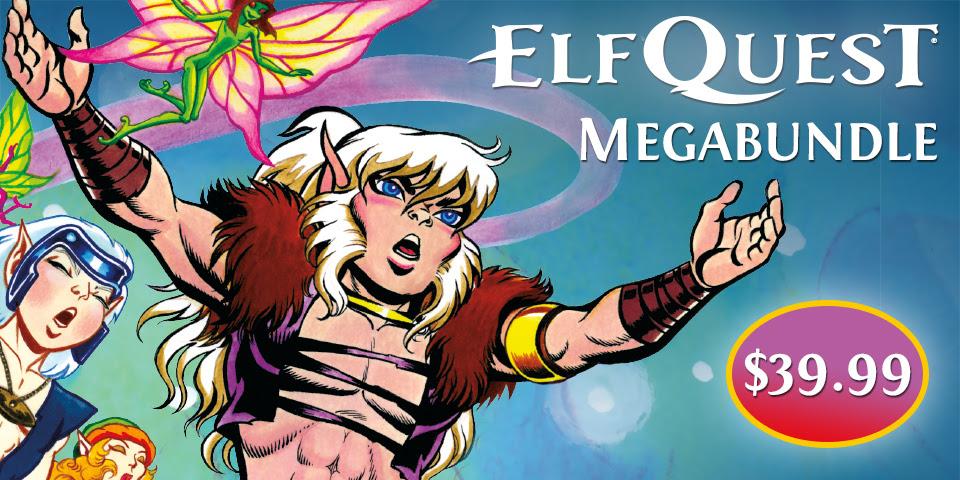 Elfquest Megabundle