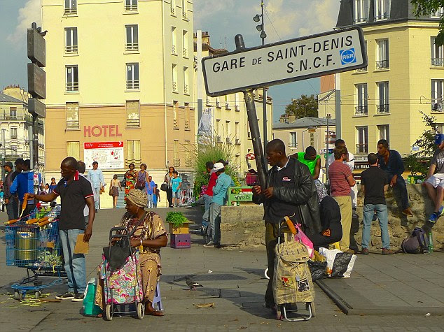 Andrew Malone ventured into the Paris suburb of Saint-Denis for a week, a neighbourhood is home to as many as 300,000 illegal immigrants