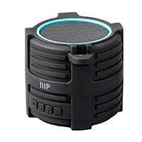 Monoprice Deep Blue Sub75 Submersible Waterproof Bluetooth Speaker IPX7