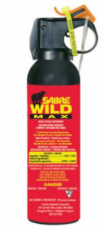 bear spray Sabre Wild