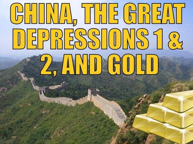 China, Depression