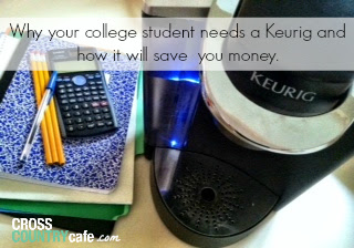 Why every college student needs a Keurig