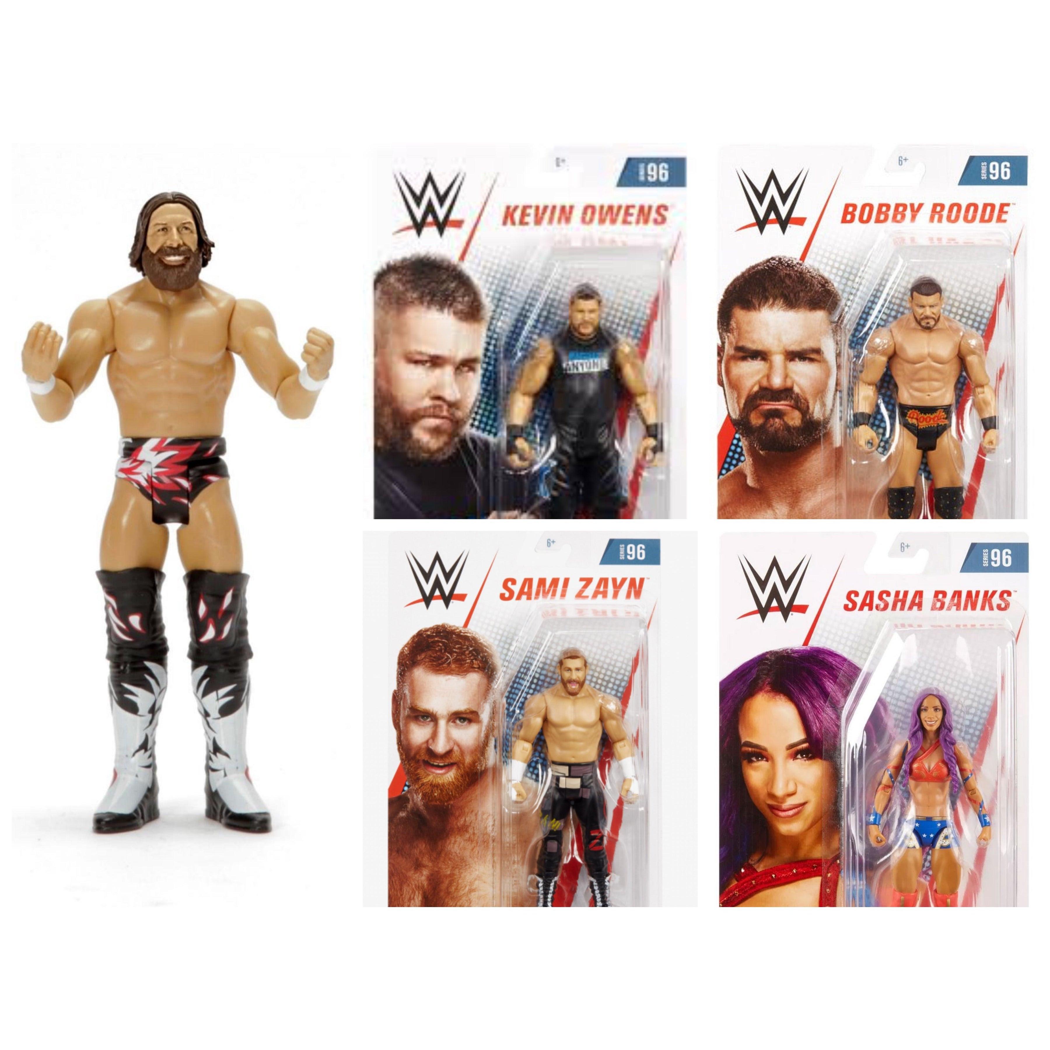 Image of WWE Basic Series 96 - Set of 5