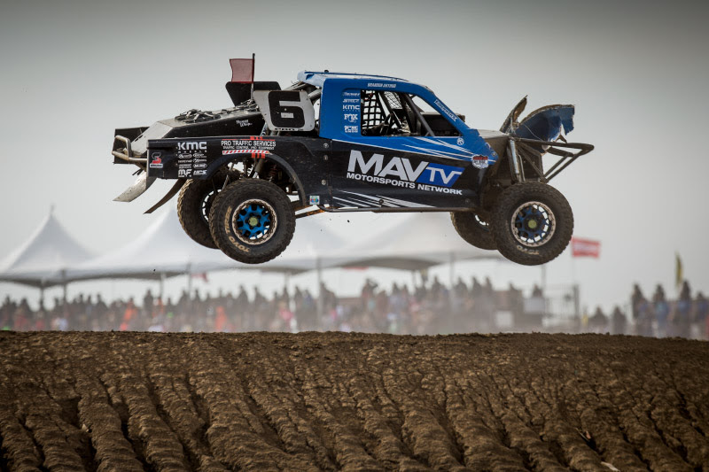 Brandon Arthur, MAVTV, KMC Wheels, FOX, Baja Designs, Bink Designs, Toyo Tires
