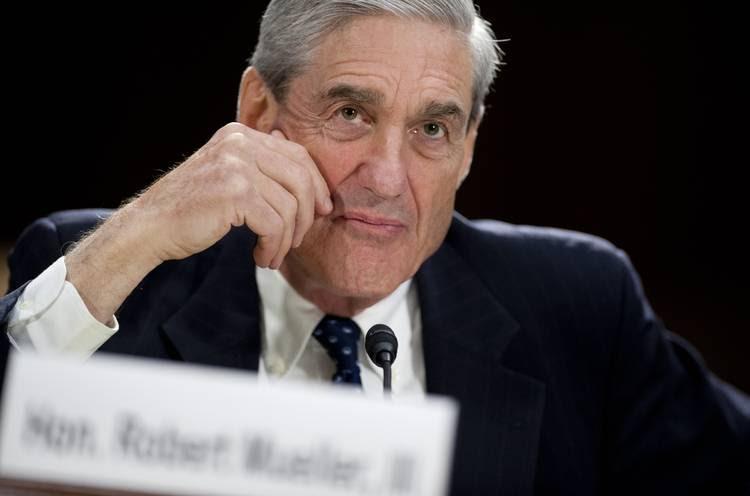 Robert Mueller testifies before the Senate Judiciary Committee. (Saul Loeb/AFP/Getty Images)