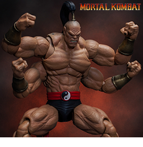 MORTAL KOMBAT GORO 1/12 SCALE FIGURE