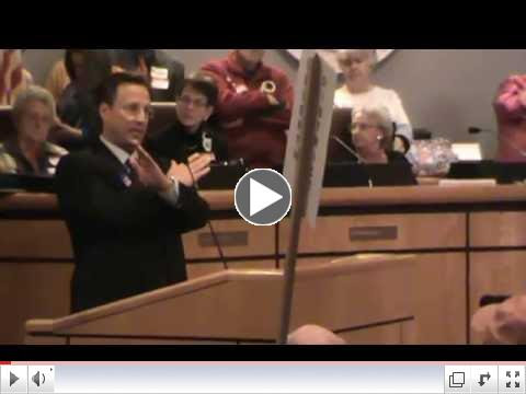 Henrico Mass Meeting Part VI (Dave Brat)
