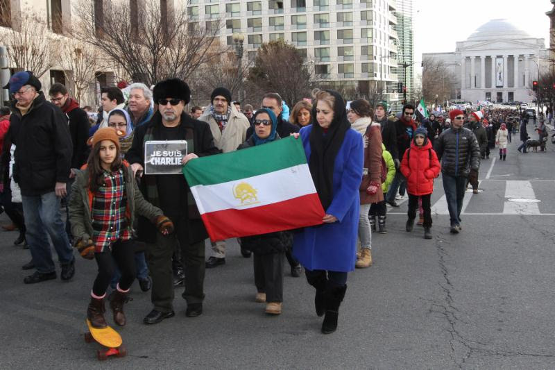 Rally in Washington, DC