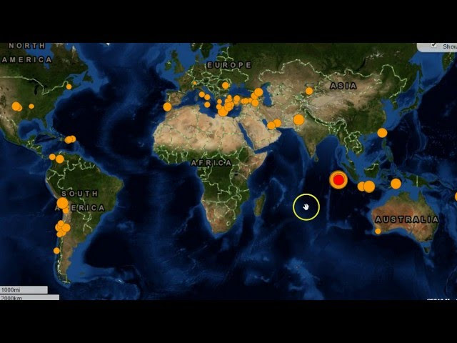 URGENT!! 7.9M Earthquake Hits Sumatra - JUST AS PREDICTED!  Sddefault