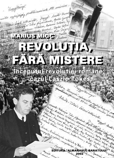 Propria mea carte despre cazul Laszlo Tokes, publicată în 2002