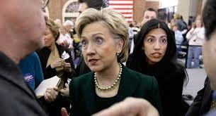 Q Anon: Hillary & Huma - Enjoy The Show - Try, Try, Try, As They Might (Video)