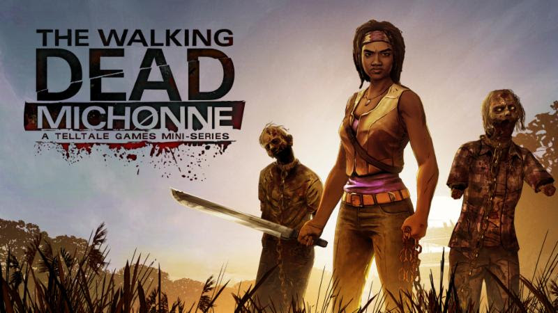 The Walking Dead – Michonne Game is coming