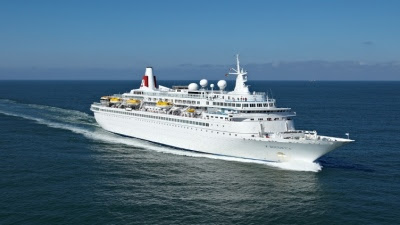 Fire breaks out on Olsen cruise ship Boudicca