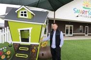 Paul Isenberg, owner of Smart Start Child Care