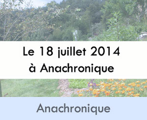 Anachronique
